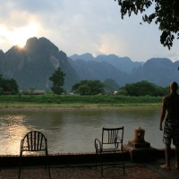 Fear and loathing in Vang Vieng
