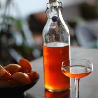 Vin d' Orange + housekeeping