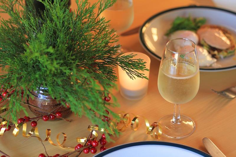 Christmas breakfast 2014
