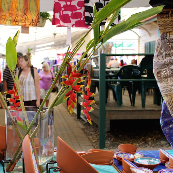 February 2014 - Eumundi Markets, Queensland