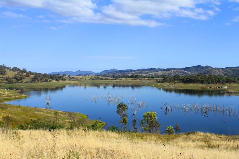 Windamere Lake, NSW
