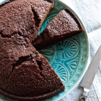 The Month of Cake: Fresh Ginger Cake