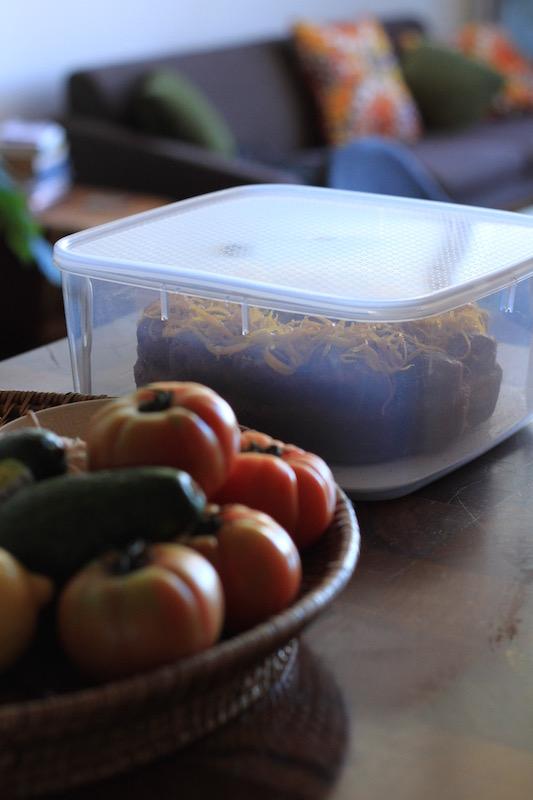 The Month of Cake - Orange, Yoghurt and Semolina Cake