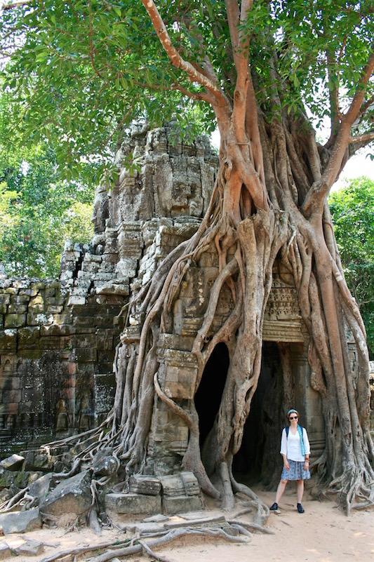 Ta Som Temple, Siem Reap, Cambodia 2011