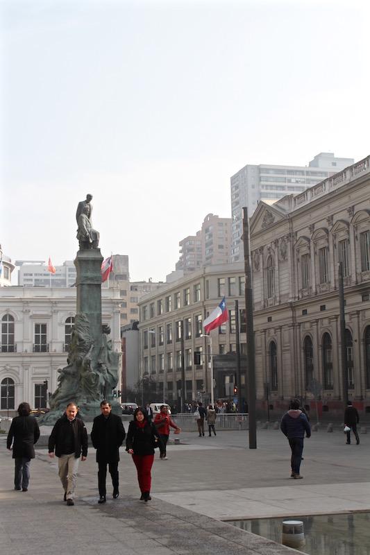 Palacio de Tribunales de Justicia, Santiago de Chile 3