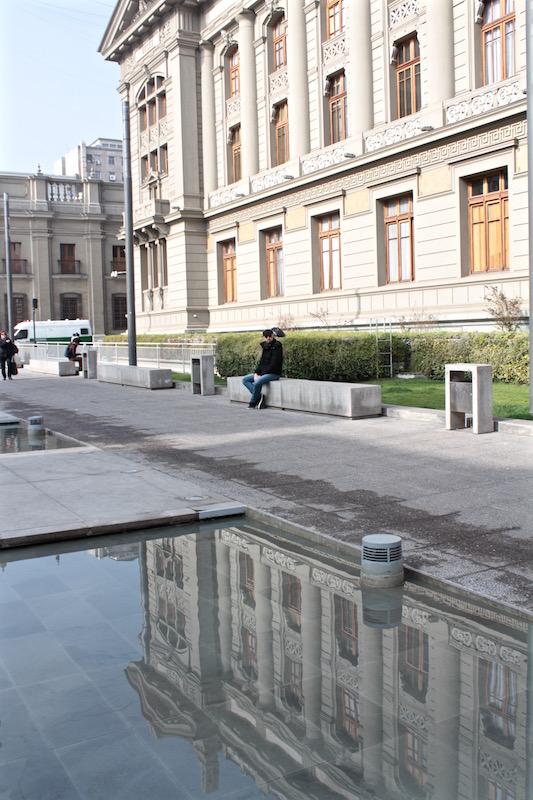 Palacio de Tribunales de Justicia, Santiago de Chile