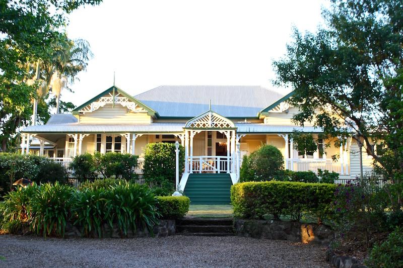 Rural Sunshine Coast, Queensland Australia