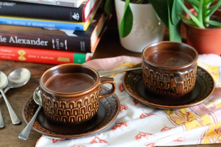 Indulgent Chocolate Pudding - a childhood favourite