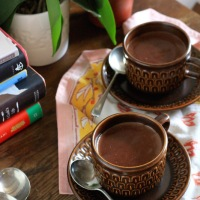Don't lose your nerve | Perfect Chocolate Pudding