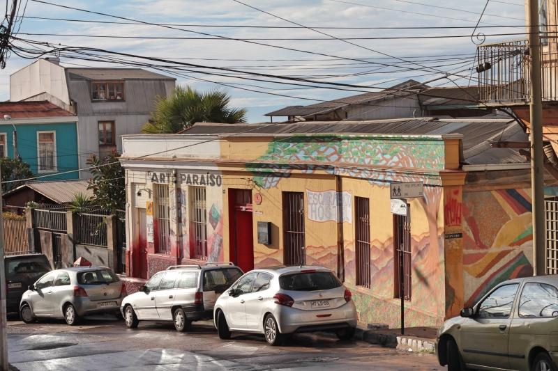Barrio Bellavista, Valparaiso