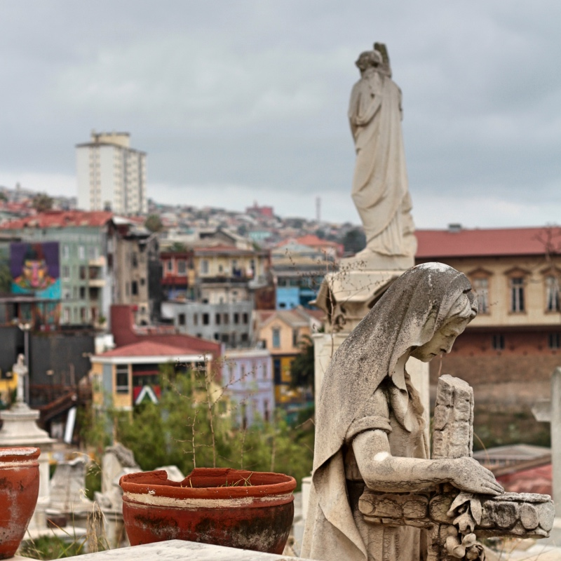 UNESCO World Heritage Site - Valparaiso, Chile