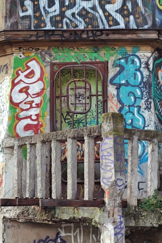 Barrio Bellavista, Valparaiso Chile