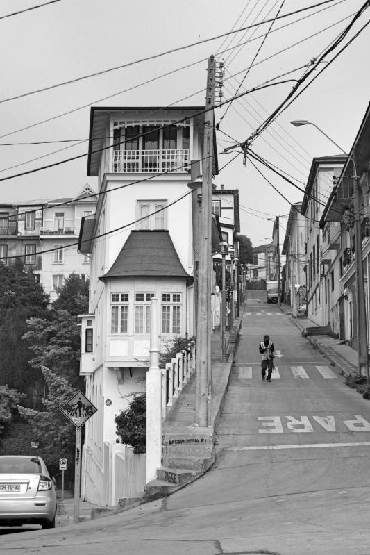 Historic Quarter, Valparaiso