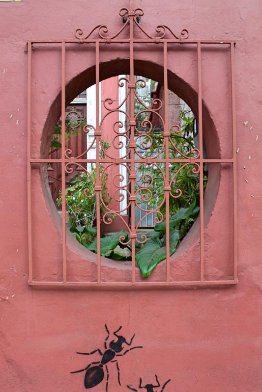 In the Historic Quarter, Valparaiso Chile