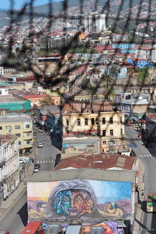 Valparaiso Chile
