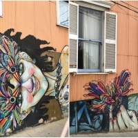 """Art broke into everyday life"" 
