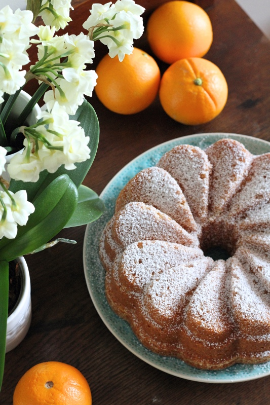 Hetty McKinnon's Orange & Cardamom Yoghurt Cake