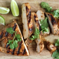 Eleanor Ozich's Jamaican Jerk Chicken